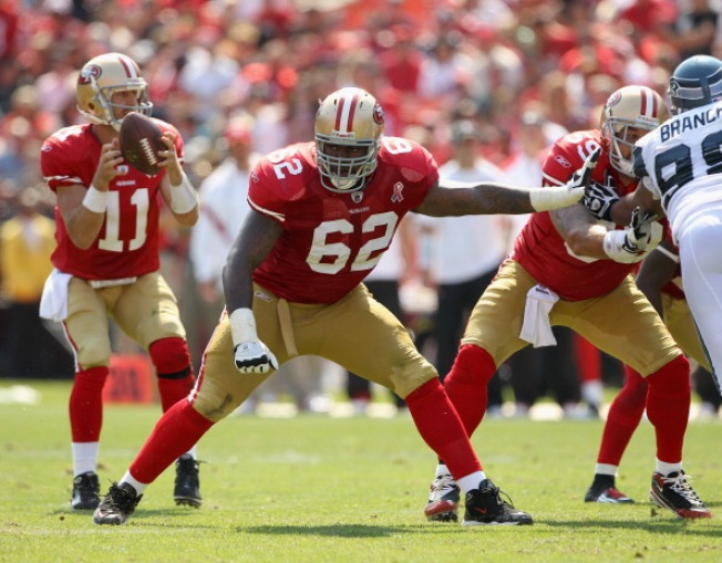 Niners Concerned About Offensive Line