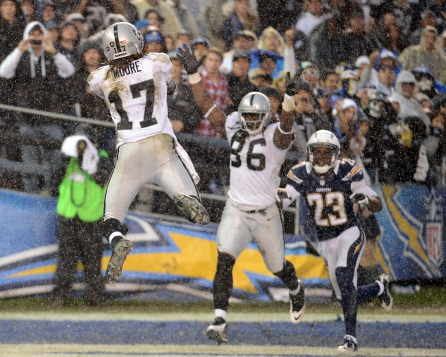For Raiders, Pryor Makes Final Loss Interesting