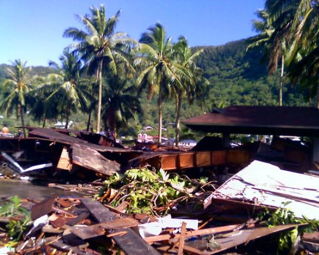 Bay Area Mobilizes For Samoan Emergency