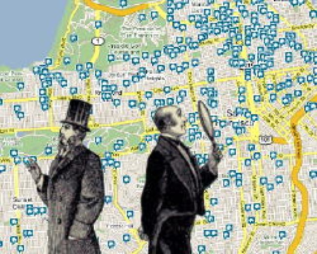Fun With Maps: Web 2.0 Guide to Gentrification