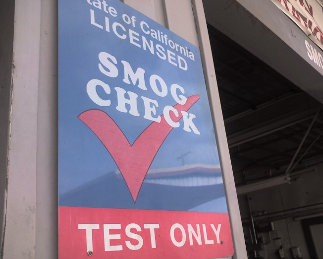 "Used Car Buyers Warned About ""Smog Check Scam"""