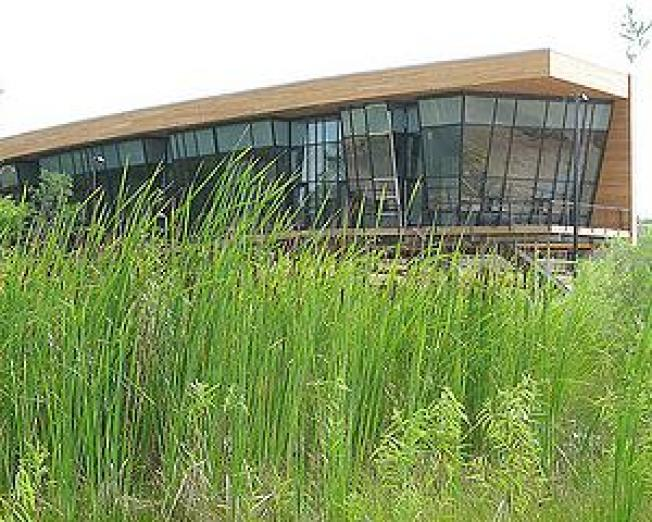 Trinity River Audubon Center Opens This Weekend