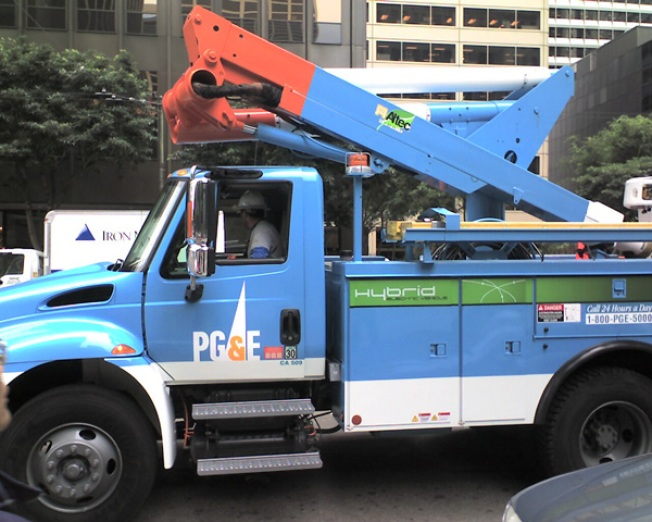 PG&E Rates: Some Up, Some Down
