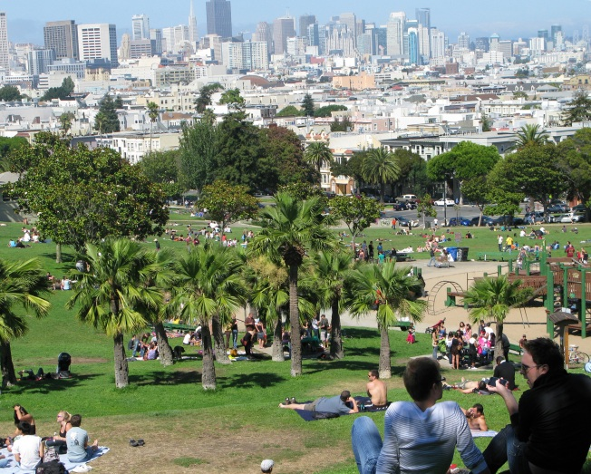 Go Topless at Dolores, Maybe See Aliens