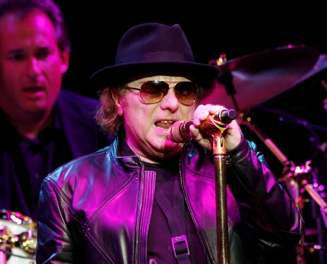 Van Morrison Welcomes Baby Boy at Age 64