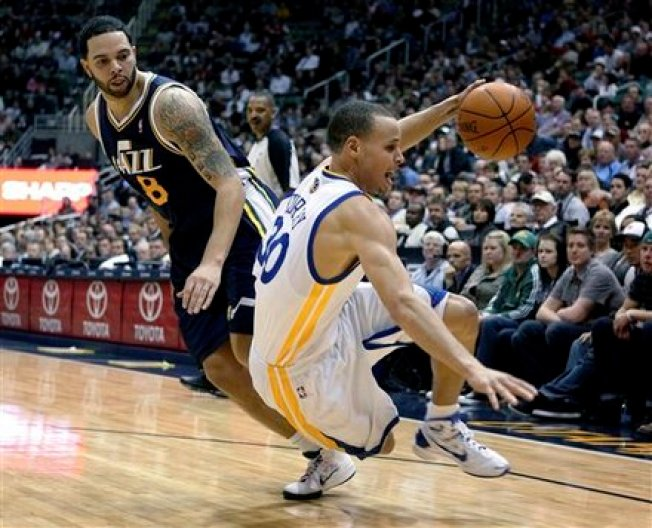 Warriors Roll into All-Star Break