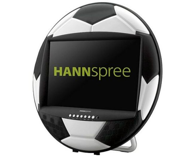 Celebrate the World Cup With a Soccer Ball TV