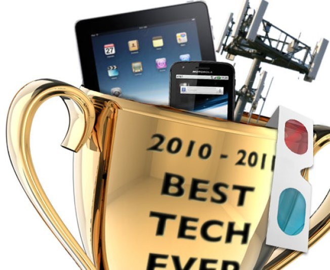 2010-2011 Will Go Down as the Greatest Tech Years Ever