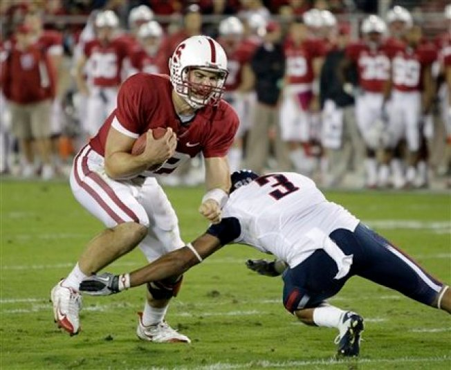 Stanford Powers Past Arizona