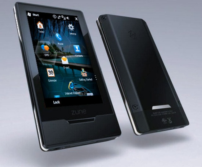 Rumors Say Microsoft to Launch Zune Phone Soon