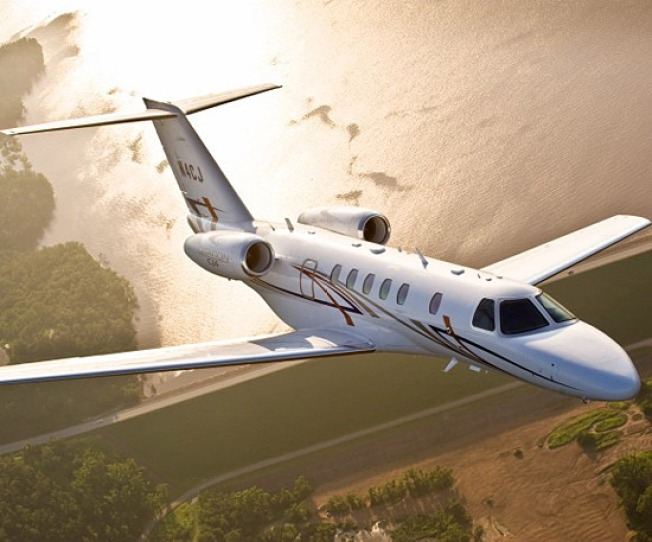 Ultra-Sporty Business Jet Priced to Sell