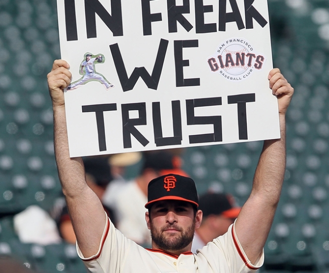 Live Blog: Giants vs. Phillies Game 5