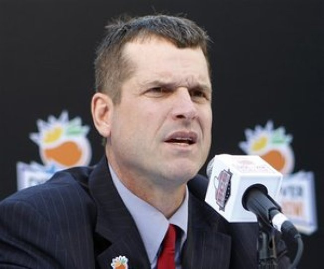 Stanford: Are Luck, Harbaugh Gone After Orange Bowl?