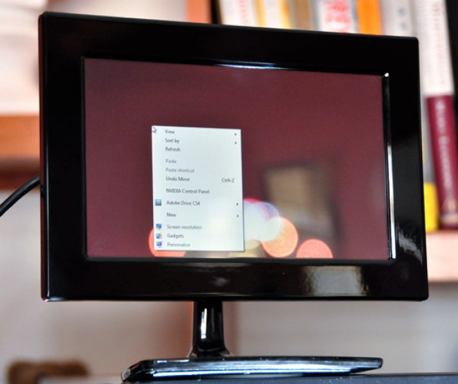 "iMo Pivot Touch 7"" Offers an Extra Screen"