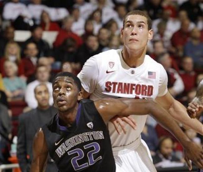 Stanford Stuns U-Dub
