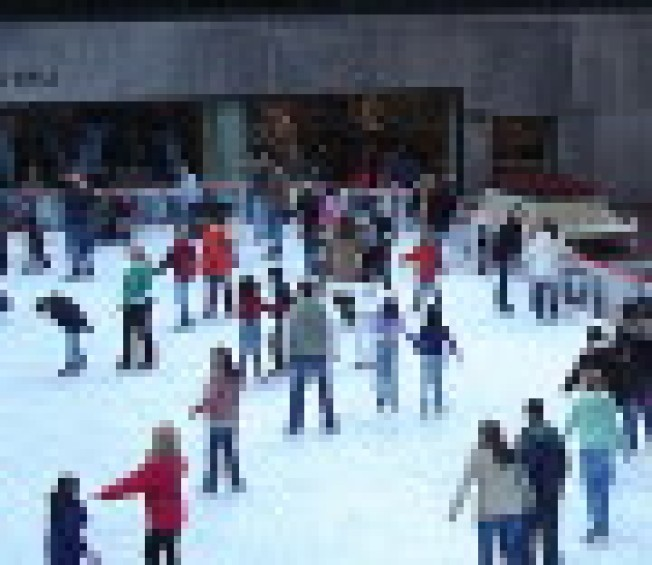 Prodigal Ice Rink Returns to Union Square: When the economy's down in the...