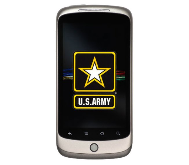 Defense Contractor Developing Android Phone for Soldiers