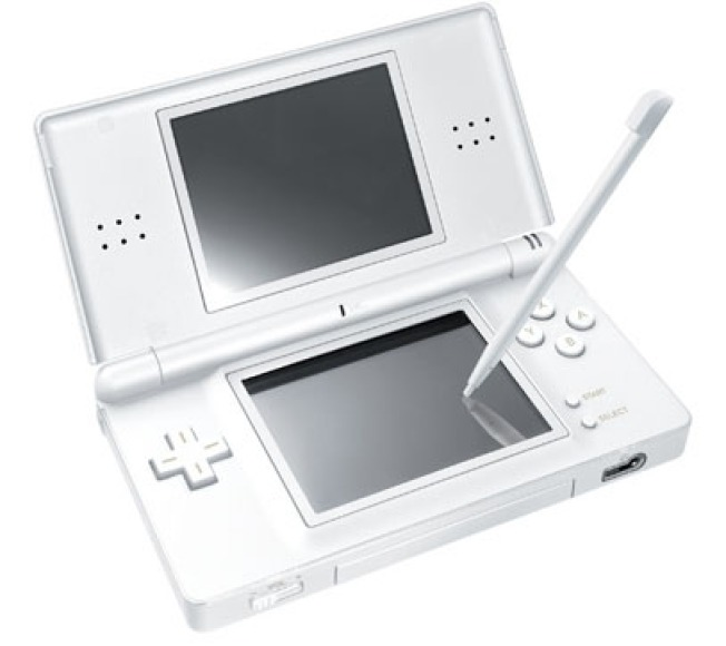 New Nintendo DS With Tilt Control in the Works?