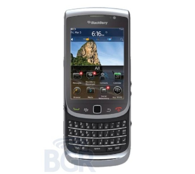 Why the BlackBerry Torch 2 has Already Failed Before It's Shipped