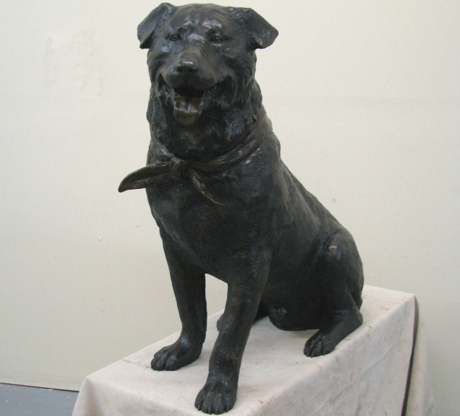 Bay Area's First Canine Mayor Memorialized