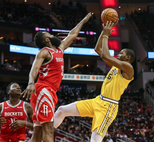 Rockets Vs Warriors Score: Warriors Need For No-excuse Moments In Fascinating Matchup