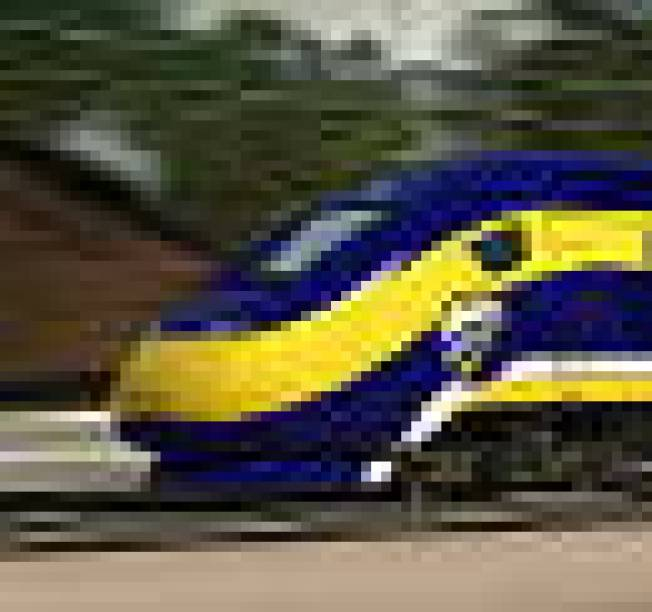 Fast Train: Sweet Plan Takes its Sweet Time: Pile on the high-speed rail love,...