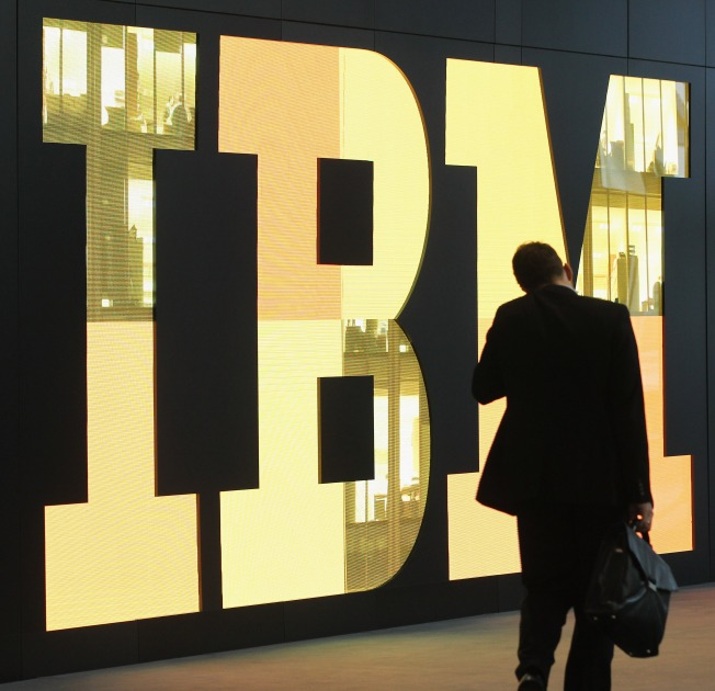 IBM Passes Gender Milestone