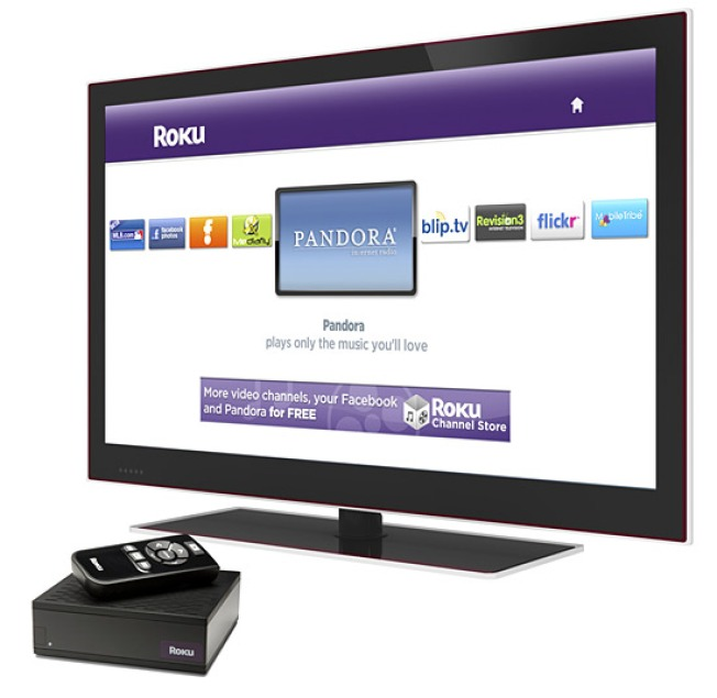 Roku Video Streamer Opens Free Channel Store, Lacks Hulu