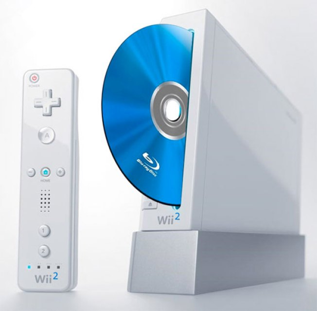 HD, Blu-ray Wii 2 By 2011?