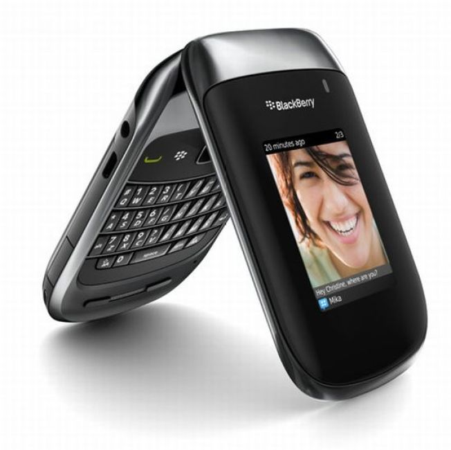 BlackBerry Flip Phone Would Have Been Cooler in 2005