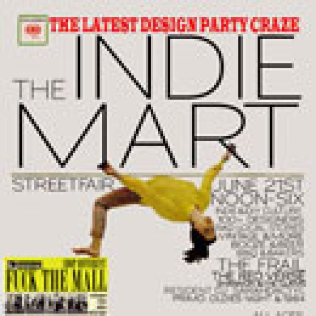 Like Vintage? Check out Indie Mart