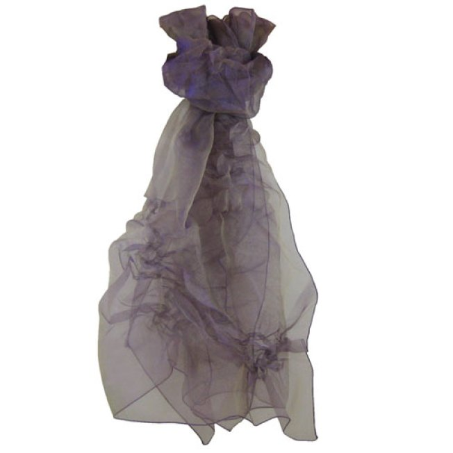Want This: Sheer Ruffle Scarf