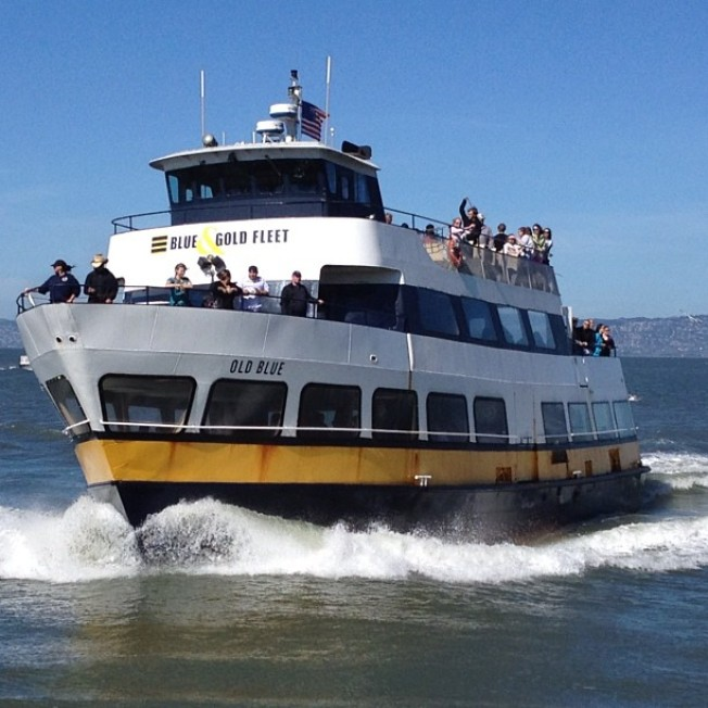 Golden Gate Ferry Workers Strike Saturday