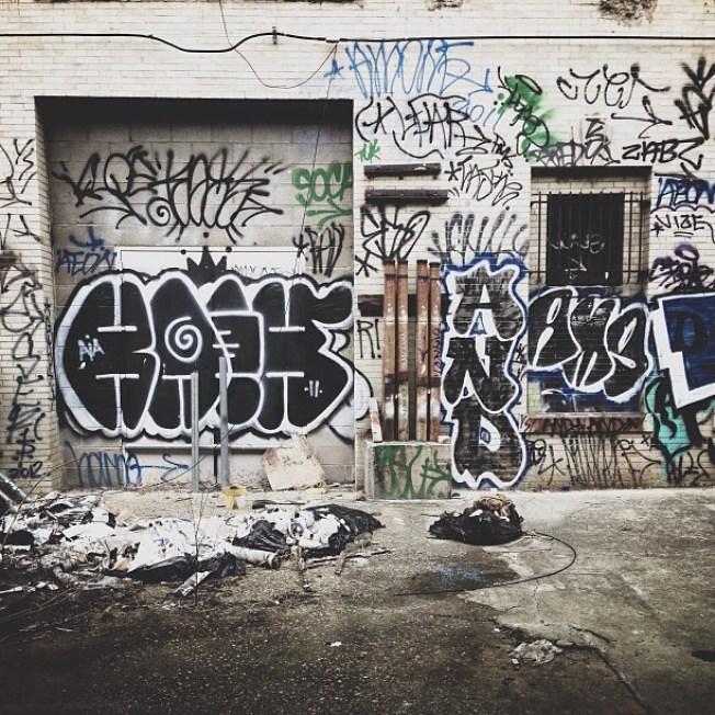 SFPD: Graffiti Costs SF $20 Million Per Year