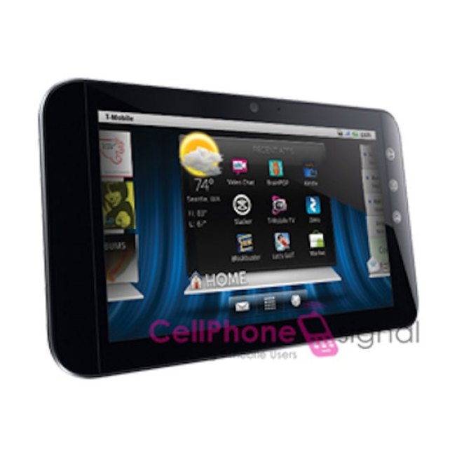 Leaked: Dell Streak 7 Tablet Looking Chunky