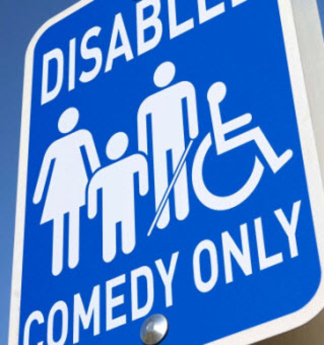 Comedians With Disabilities Perform in Oakland
