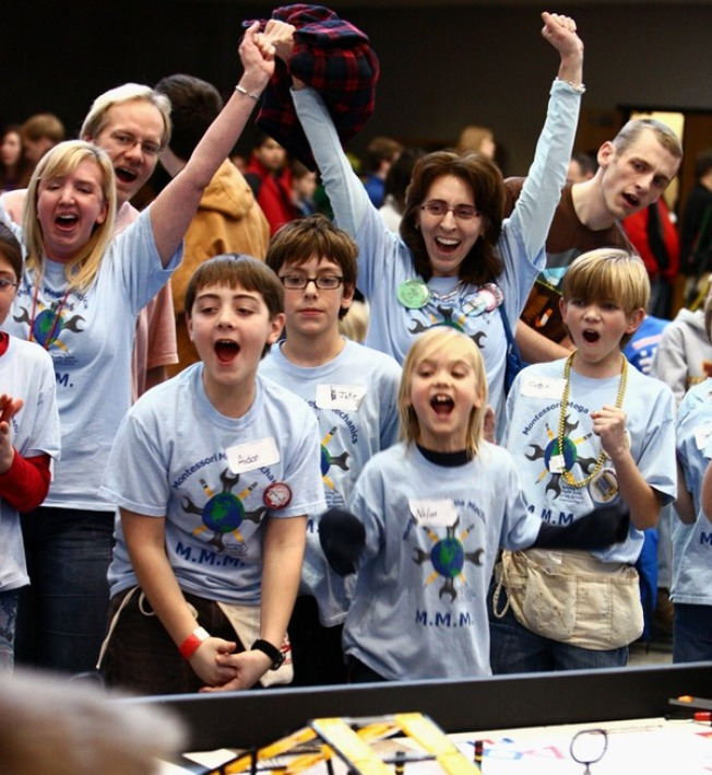 FIRST LEGO League Championship Needs Volunteers