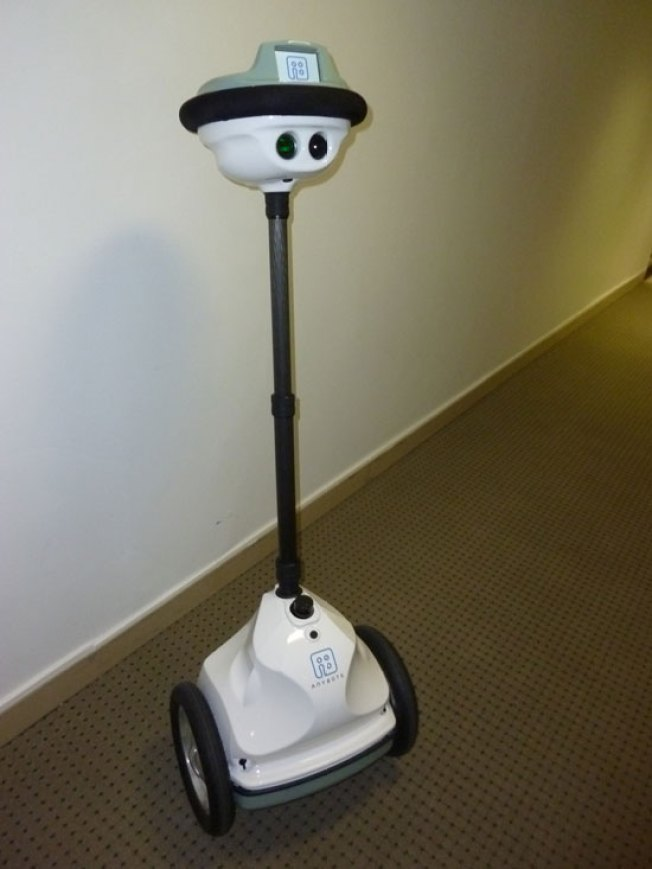 Holy Crap, We've Got Robot Avatars Now