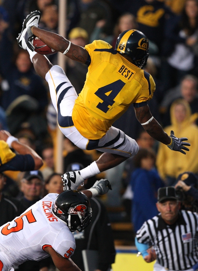 Cal's Best to Enter NFL Draft