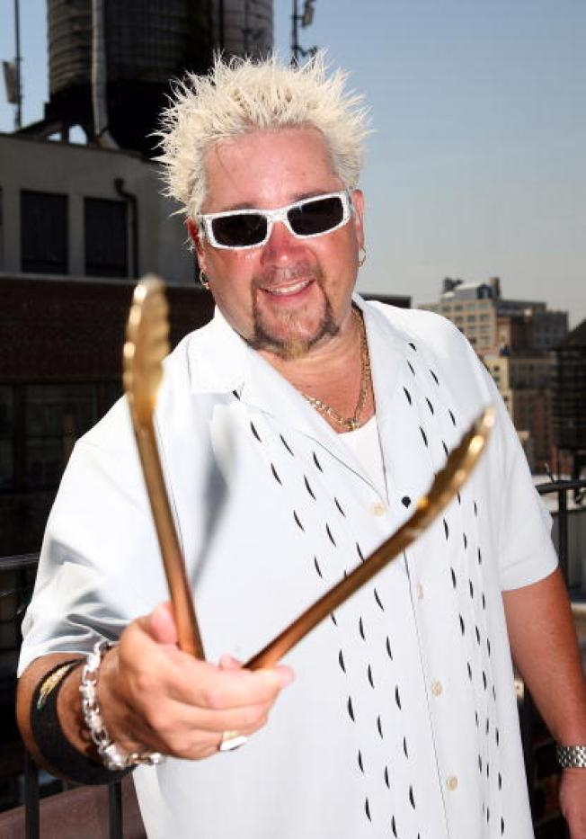 "Guy Fieri Moves ""Flavor Town"" Home to Santa Rosa"