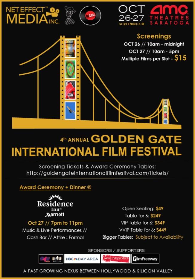 Golden Gate International Film Festival