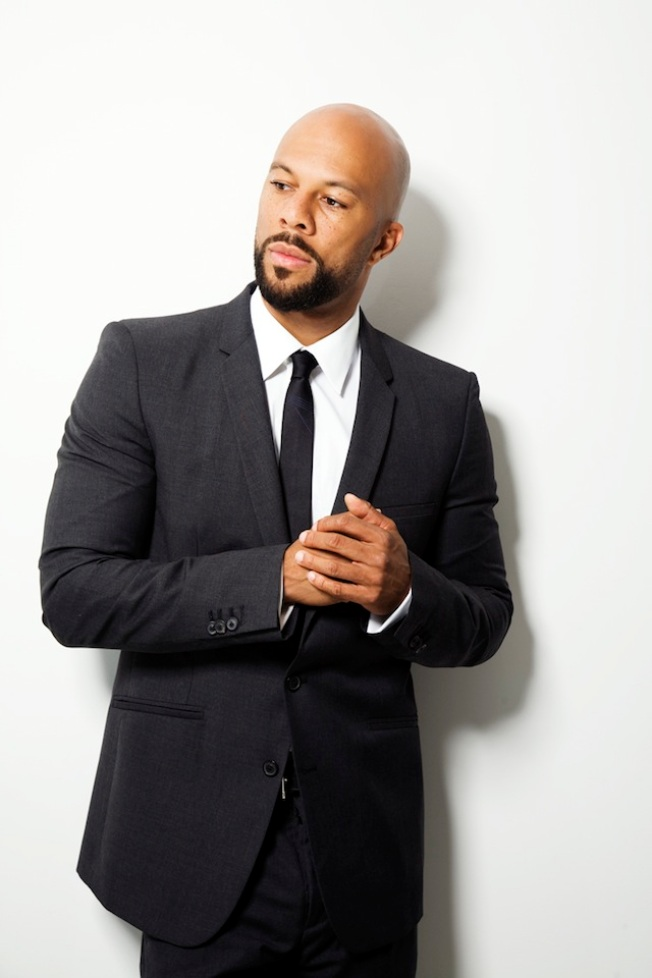 Common Opens Up With Us and In New Memoir