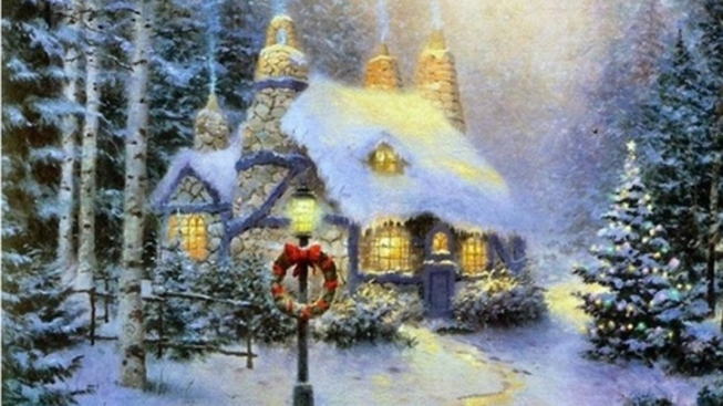 Artist Thomas Kinkade Dies at 54 in Monte Sereno