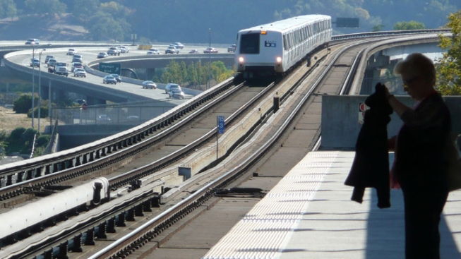 BART's Stimulus Bonus Tied to Created Jobs