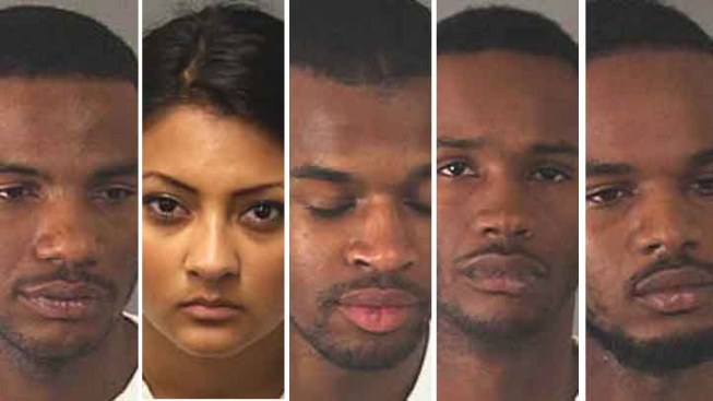 5 South Bay Suspects Arrested in Human Trafficking Case