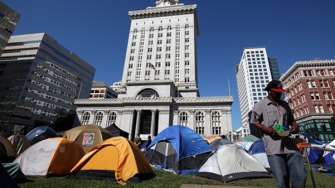 Our Constitutional Rights Are Being Violated: Occupy Oakland