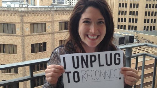 Unplug, Go Offline, Put Your Phone Down on National Day of Unplugging