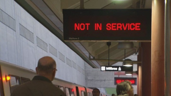 BART Riders Joke, Complain About 'Chickenwire and Bubblegum' During Strange Power Surge