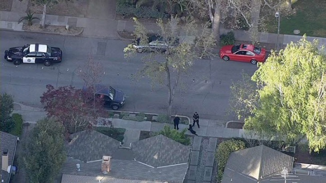 Bicyclist Hospitalized Following Hit-and-Run Crash in Palo Alto; Suspects in Custody