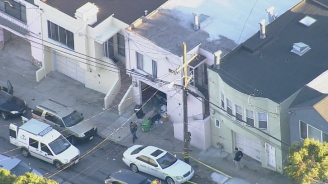 FBI, Police Raid Home in San Francisco - NBC Bay Area